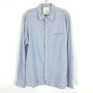 Rag & Bone Tailored Workwear Shirt long sleeve Men